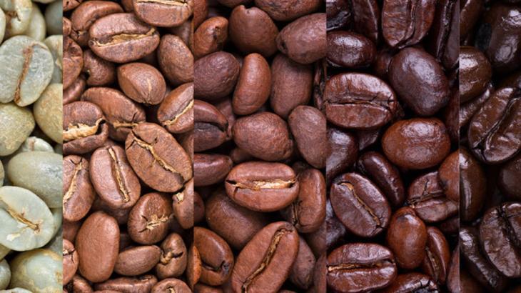デロンギマグニフィカのためにコーヒー豆焙煎の準備