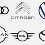フラットなロゴデザインに回帰したカーブランド7選