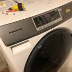 パナソニック ドラム式洗濯乾燥機のエラーH A0のDIY修理