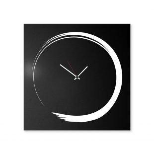 Orologio moderno rotondo da parete muro soggiorno volano design arti e mestieri. Orologi Da Parete Di Design Designobject