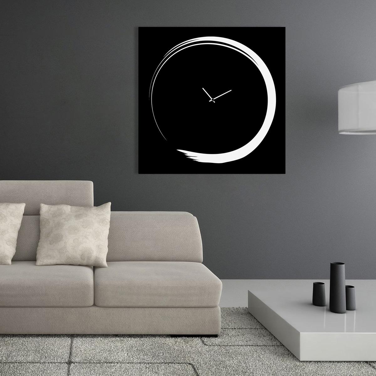 """orologio da parete rexartis """"opera"""" S Enso Modern Big Wall Clock Italian Design Designobject"""