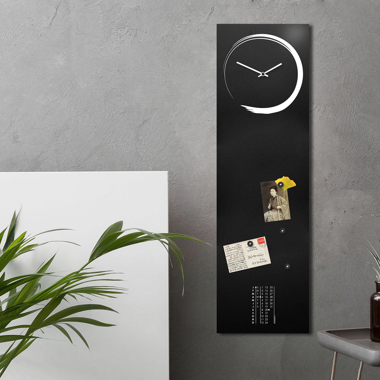 Ideali orologi da parete per la cucina, il soggiorno e uffici   acquista su. Orologio Di Design Da Parete S Enso Designobject