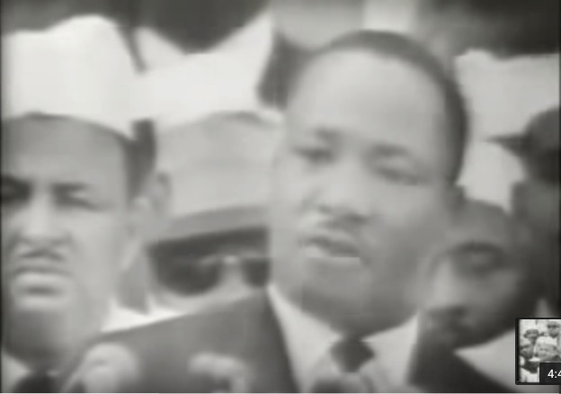 MLK I have a dream!