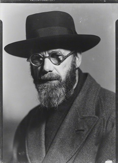 NPG x12006; Eric Gill by Howard Coster