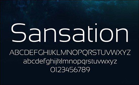 Скачать бесплатно 20 тонких шрифтов для вашего дизайна ...