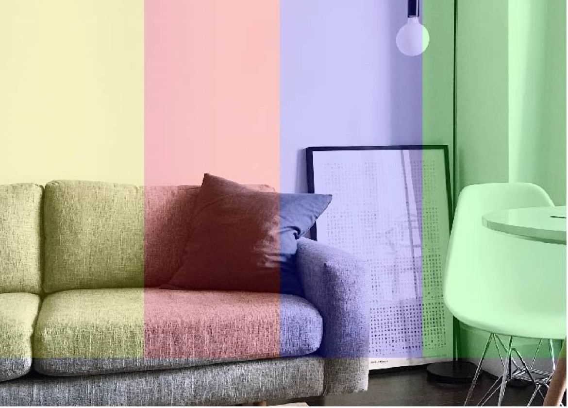 Color Moods: Creating a Feeling in a Room Using Color