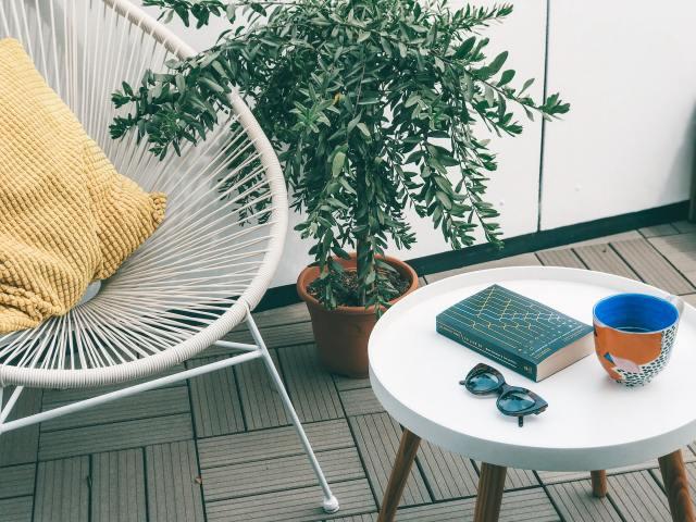 seating, patio, balcony, design