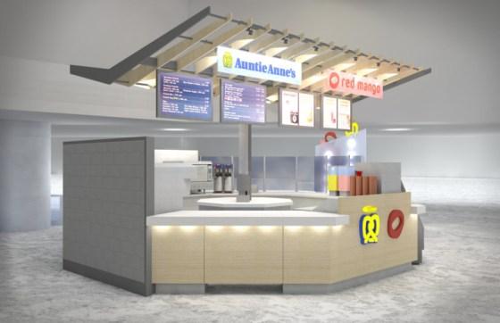 Kiosk Concept from left