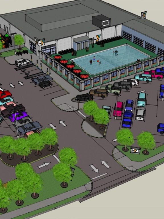 Trenton YMCA Expansion