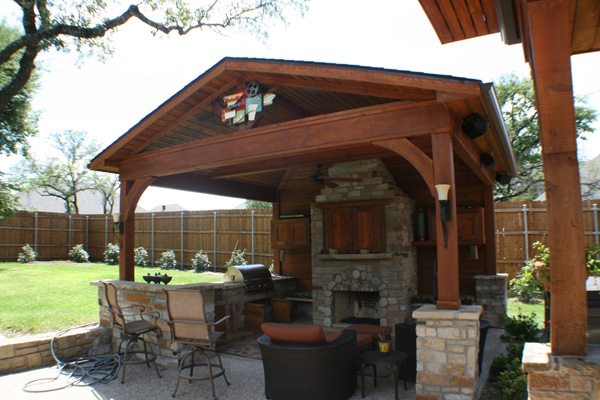 Covered Outdoor Patio Ideas