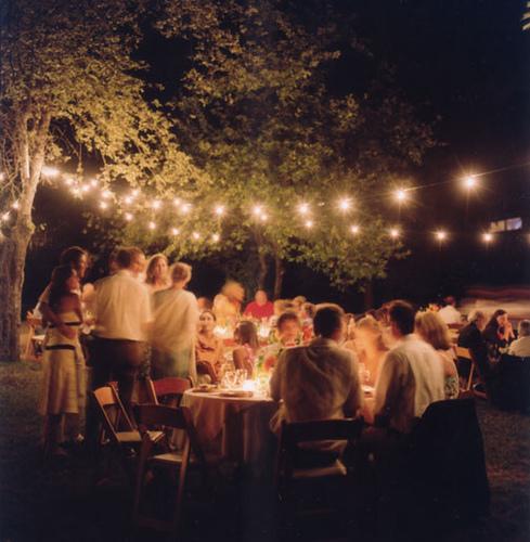 Fall Outdoor Wedding Ideas