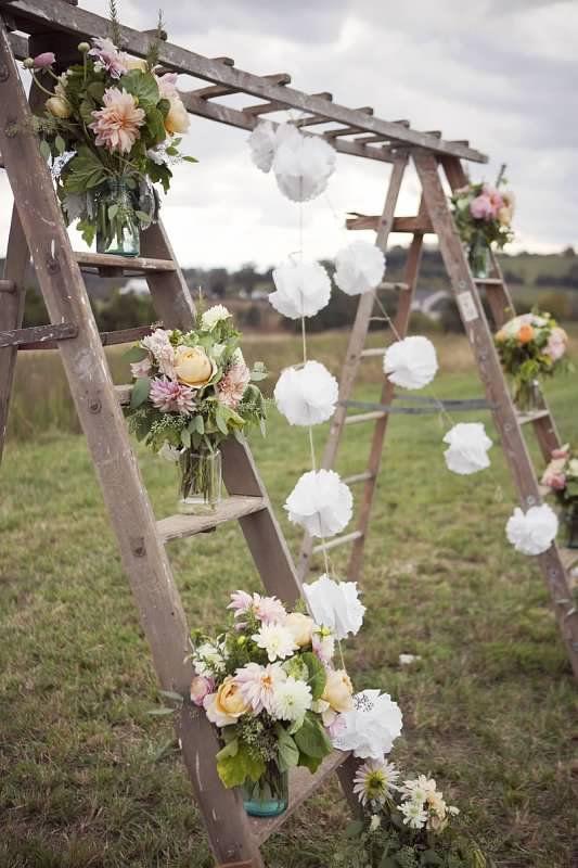 Ideas For Outdoor Weddings