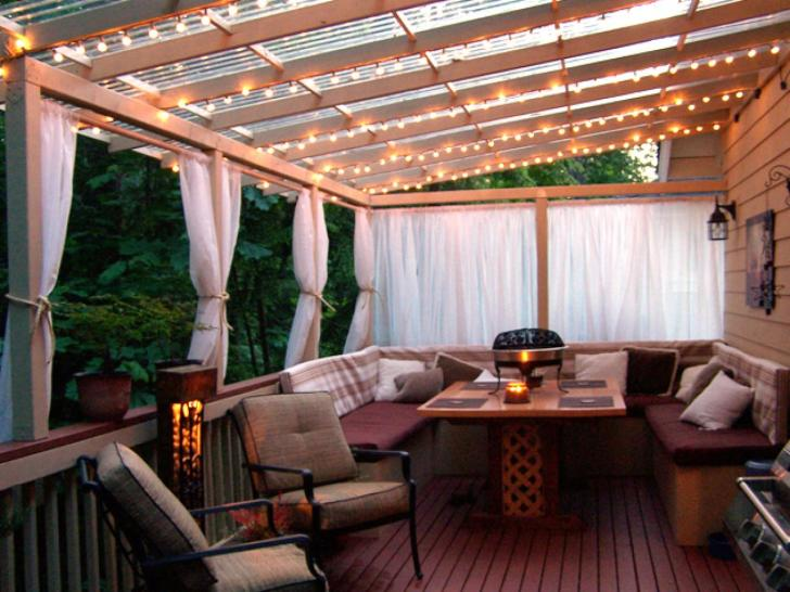 Outdoor Space Ideas On A Budget