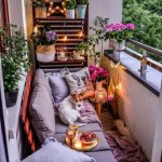 Apartment Living Balcony Ideas