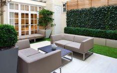 Modern Balcony Plant Ideas