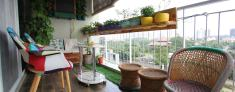 Big Balcony Garden Ideas