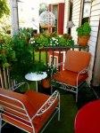 Apartment Balcony Small Balcony Garden Ideas