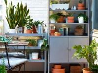 Balcony Garden Ideas Ikea