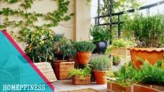 Garden Ideas For Balcony