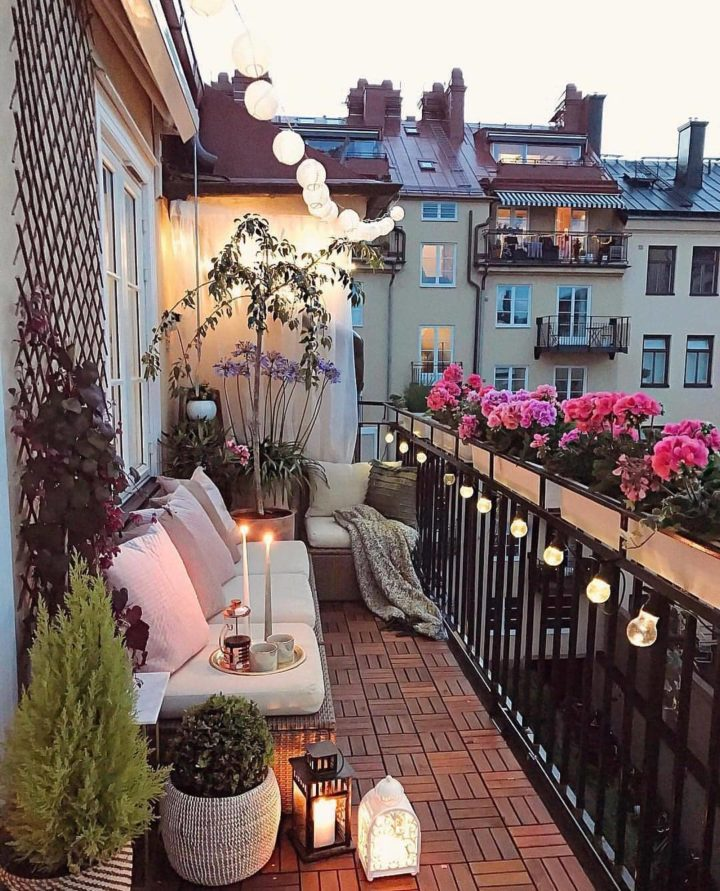 47+ Balcony Design Small House Images