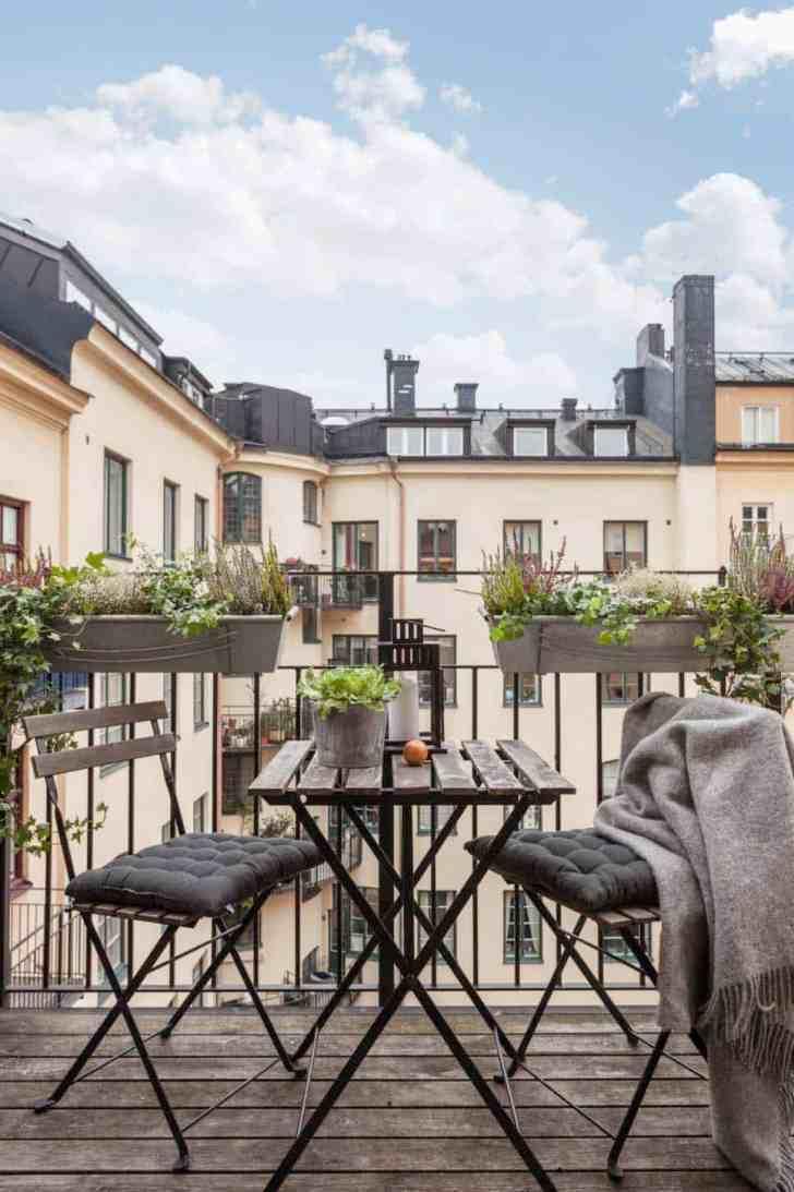 10+ Cozy Apartment Balcony Ideas Pics