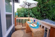 Apartment Patio Balcony Ideas