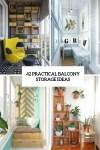 Covered Balcony Design Ideas