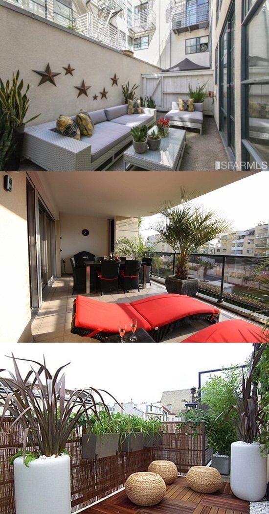48+ Cool Balcony Design Ideas Pics
