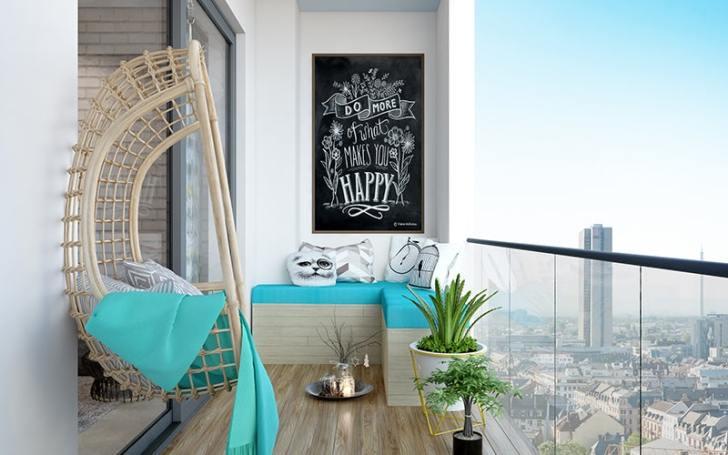 Get Turquoise Balcony Ideas Pics