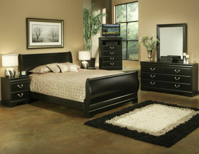29 Super Unique Bedrooms With Black Furniture The Sleep Judge