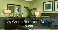 Sage Green Bedroom Decorating Ideas