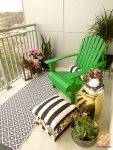 Design Ideas For Apartment Balcony