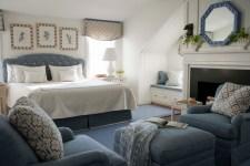 Traditional Blue Bedroom Ideas