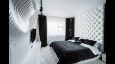 Black White And Grey Bedroom Designs