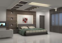 Contemporary Ceiling Design For Master Bedroom