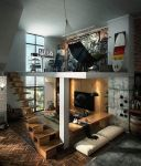 Multi Floor Bedroom Designs