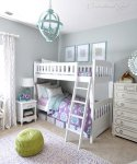 Lilac And Turquoise Bedroom Ideas