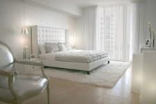 Gorgeous White Bedroom Design