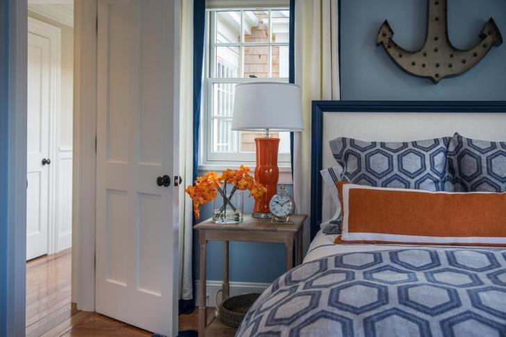 22+ Orange Black And White Bedroom Ideas PNG