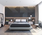 Modern Bedroom Headboard Ideas