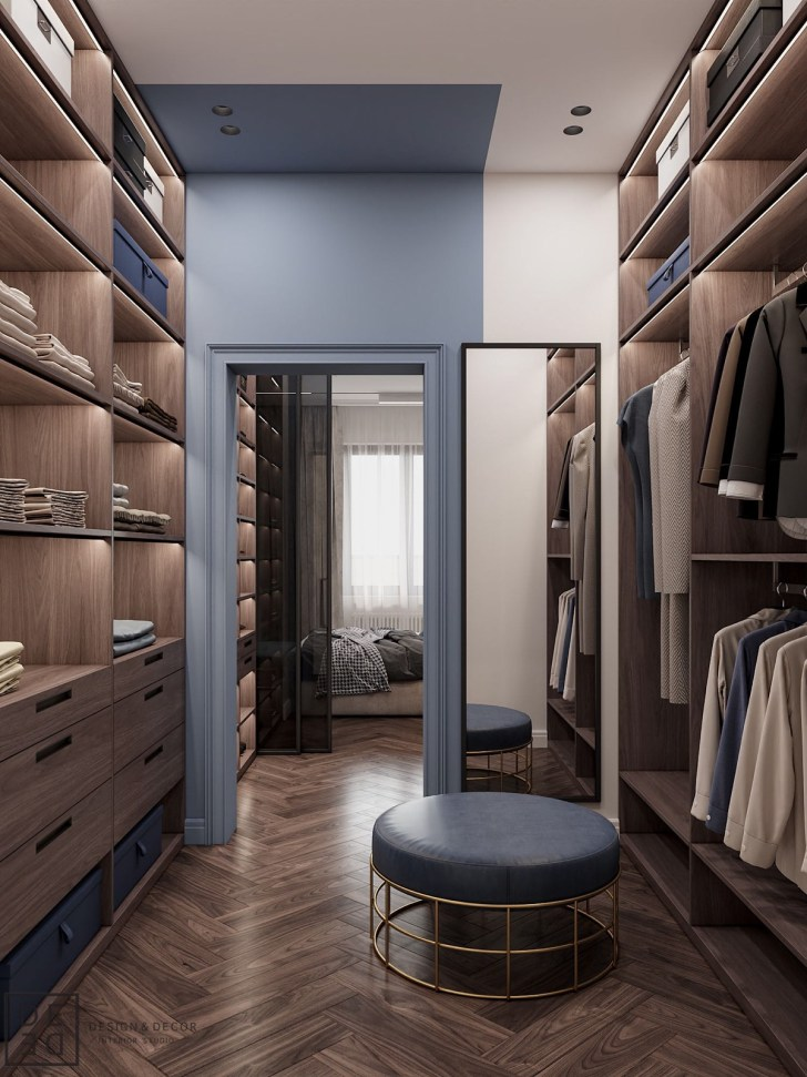 View Master Bedroom Walk In Closet Designs Background