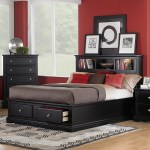 Red Black And Grey Bedroom Designs