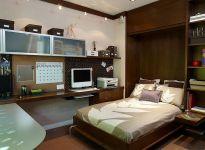 Small Bedroom Queen Bed Ideas