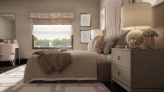 Pink Brown Bedroom Designs