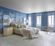 Light Blue Wall Bedroom Ideas