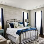Grey And White Rustic Bedroom Ideas