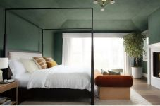 Bedroom Ideas With Green
