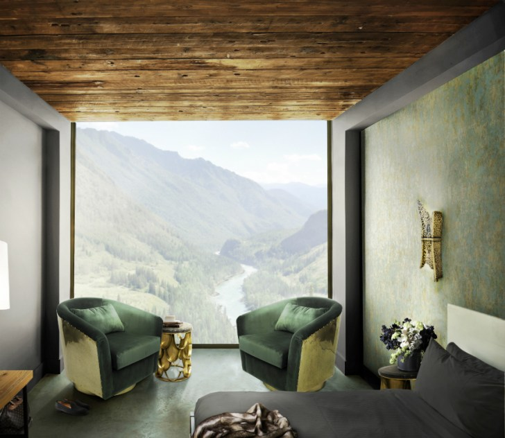 Get Modern Interior Design Bedroom Ideas Pictures
