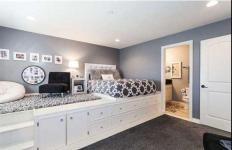 Silver Gray Bedroom Ideas
