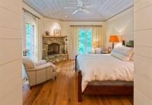 Corner Fireplace Bedroom Ideas